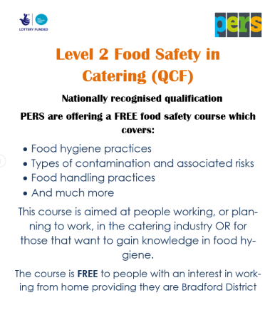 Jan 18 - Food Safety Course